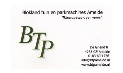 Blokland Tuin- en Parkmachines